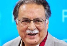 Imran Khan's conspiracy politics exposed: Pervaiz Rasheed
