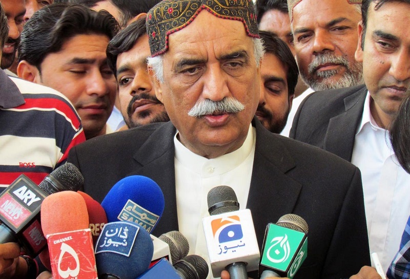 Over 1,200 died due to heatwave across Sindh, Khursheed Shah tells NA
