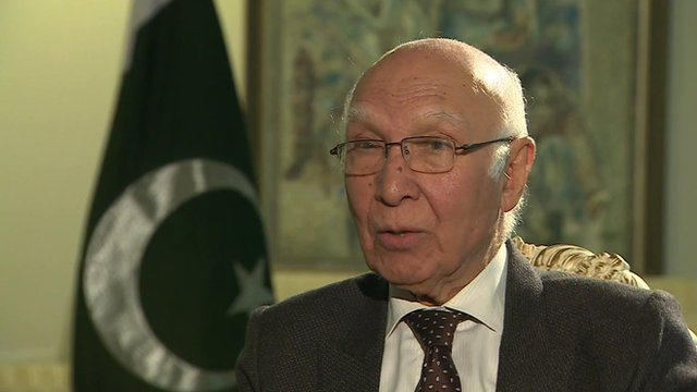 Pakistan to expose India's role in destabilizing Pakistan: Aziz