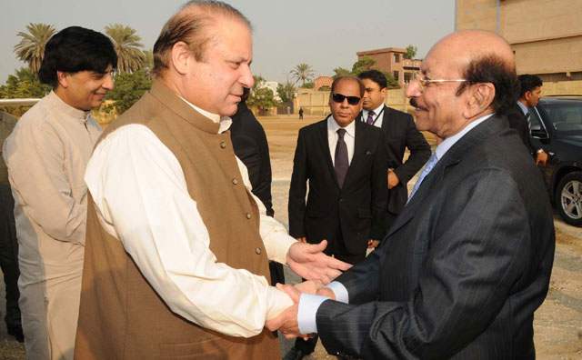 Nawaz Sharif briefed on Karachi heatwave situation