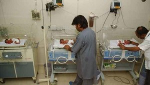 Infant mortality increased by 30% in KPK