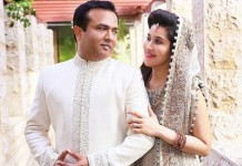 Shaista Lodhi second marriage pictures
