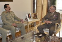 Pakistan, Italy's army chiefs discuss defense relations: ISPR