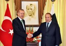 Nawaz, Erdogan to discuss enhancement of Pak-Turkey ties on Saturday