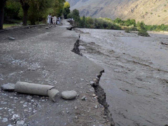 Army flood relief, rescue operation continue in Chitral, Gilgit, Skardu, Southern Punjab