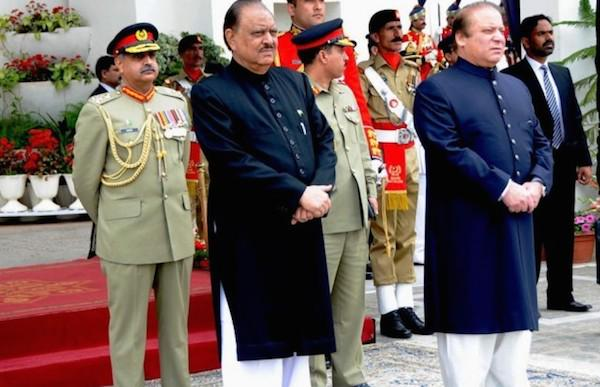 No compromise on country's security, defence: President Mamnoon