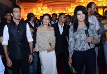 Glamorous and Star Studded Premier of 'Karachi Se Lahore' at Cinegold Plex