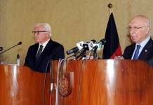 Kashmir can't be excluded from Pak-India dialogue: German FM