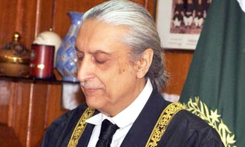 Jawad S Khawaja appointed as new Chief Justice