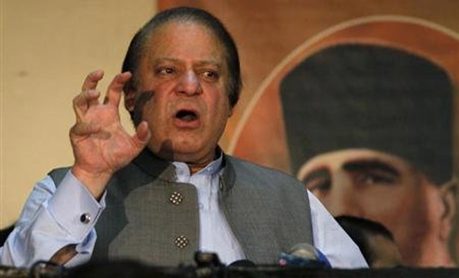 Nawaz Sharif urges Pakistanis to learn from the past