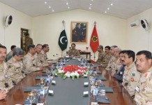 General Raheel vows to break nexus between drug dealers, terrorists