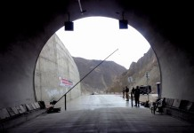 Attabad Lake tunnel project to be inaugurated on Thursday