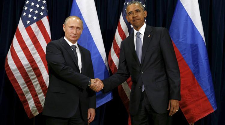 Putin and Obama hold talks at UN • Dispatch News Desk