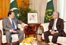 Pakistan condemns atrocities in Syria: Mamnoon Hussain