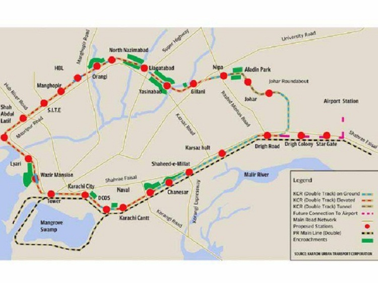 Pakistan Railways 250 Acres Land For Revival Of Karachi