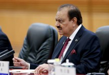 Pakistan's energy needs can be met through LNG project: President Mamnoon