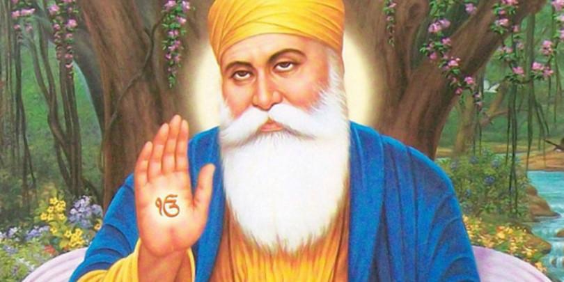 guru nanak dev ji as the founder of sikhism