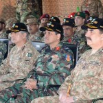 Pakistan ready to share its experience of war on terror with world: General Raheel