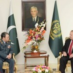 Kazakhstan armed force chief discusses defence cooperation with General Raheel