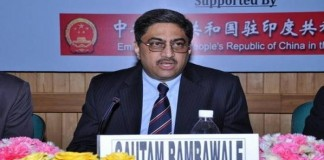 Trade is the only way to normalize Pak-India ties: Indian envoy