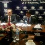 Uzbek delegation visits APTMA office in Lahore