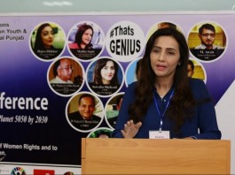 """International Women's Day Celebrations: 'Be A Genius ! Move Ahead, Make A Difference - Let Nothing Stand in Your Way"""""""