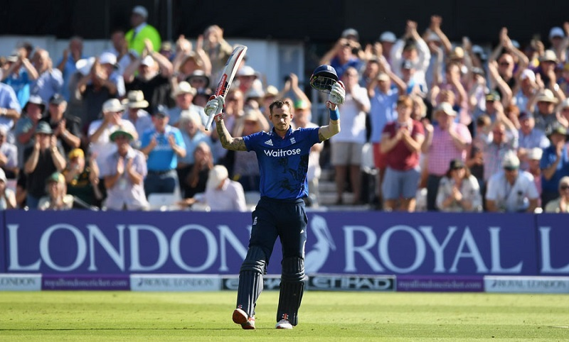 Record-breaker Alex Hales fires warning to England's one-day rivals
