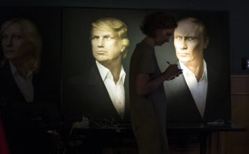 "BBC documentary ""Kremlin candidate"" is deep conspiracy against Trump"