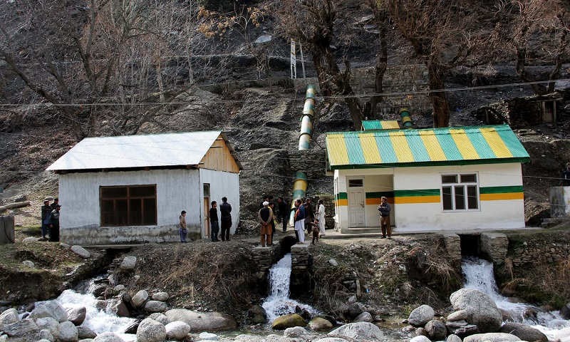 Mini Hydro Plant : Kpk govt far behind to construct mini hydro power stations