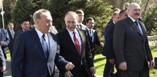 CSTO meeting in Bishkek