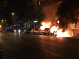 Riots erupted in France against French Presidential election results