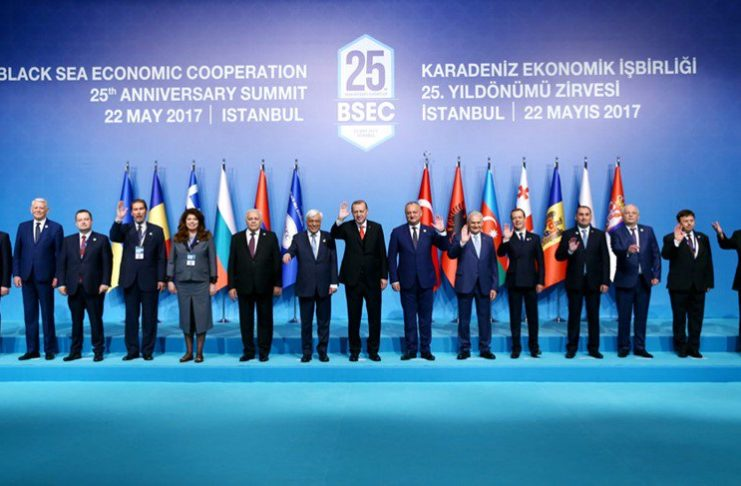 Black Sea Economic Cooperation (BSEC) Summit urges cooperation among members to boost economy
