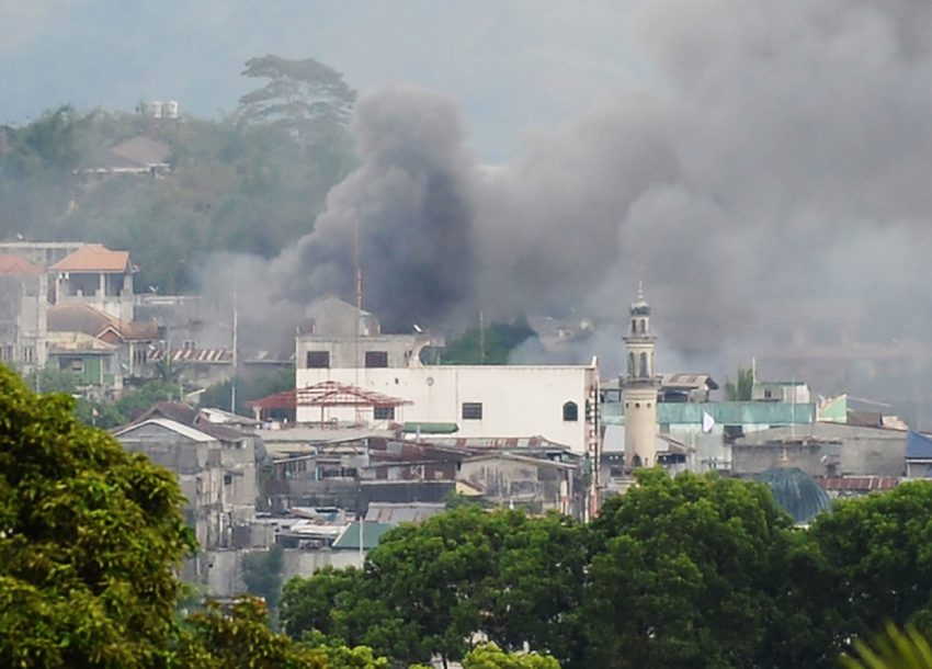Philippine Officials: Foreigners Among Islamist Gunmen Involved in Marawi Violence