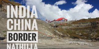 Indo-Sino border tension increases as China closes Nathu La pass entry for Indian pilgrims after Indian troops enter Chinese territory