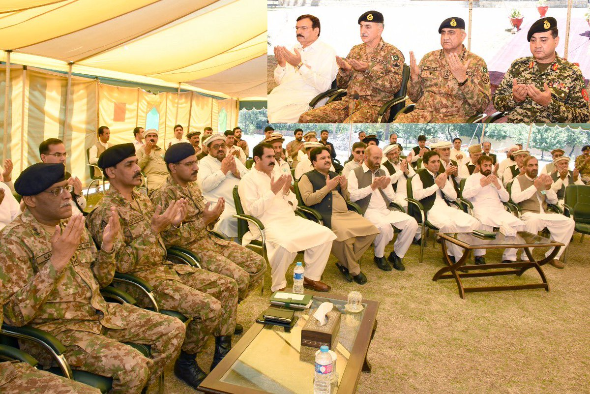Additional army contingents have arrived in Parachinar, says DG ISPR