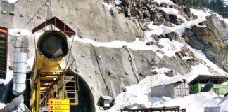 PM Nawaz to inaugurate Lowari Tunnel soon