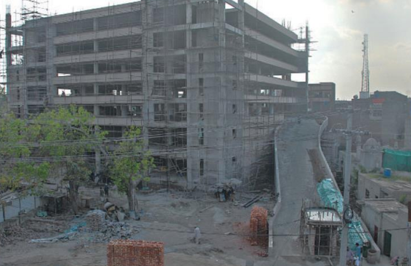 punjab government approves funds for under construction parking