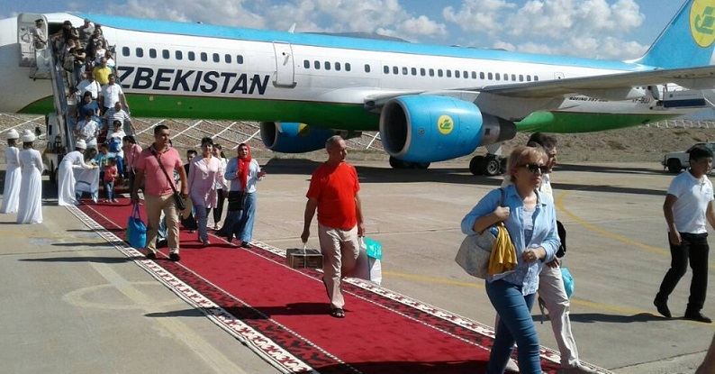 Tashkent - Issyk-Kul flight operations start to boost tourism in Central Asia