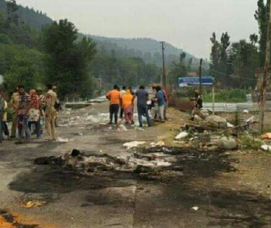 Bus under attacked was not registered with Amarnath Shrine Board
