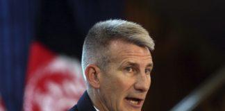 Iran, Russia, Afghanistan relations reinforce stability in region, says Gen. Nicholson