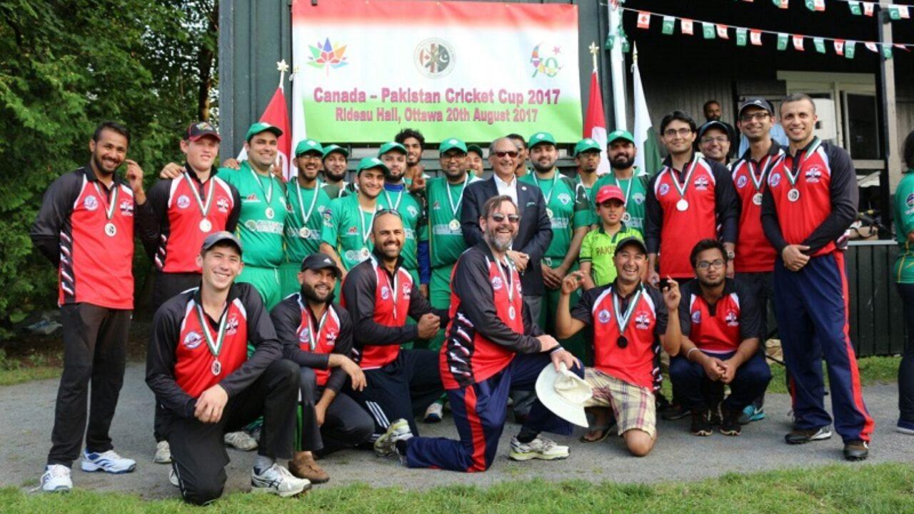 Toronto Pakistan Xi Beats Ottawa Canada Xi Cricket Team