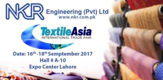 Three-day 18th Textile Asia International Trade Fair inaugurated
