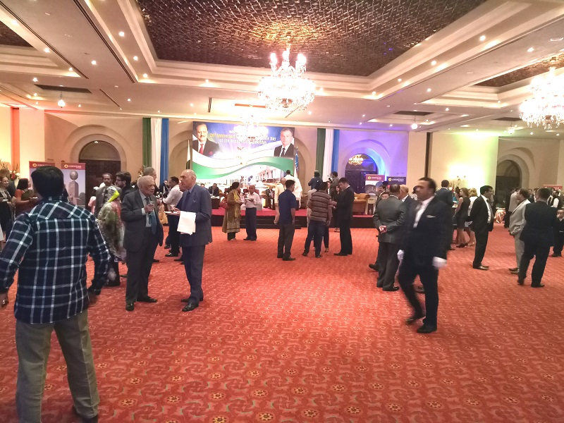 26th Independence Day of Uzbekistan celebrates in Islamabad