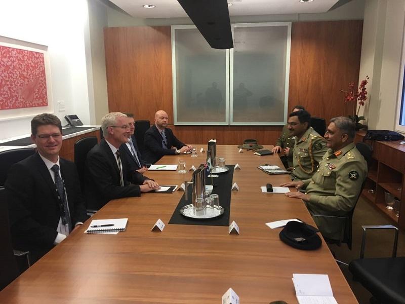 Army Chief seeks enhanced Pakistan-Australia defence ties