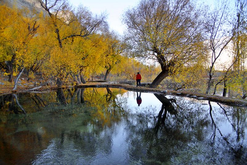 Half million domestic tourists plan to visit Baltistan in autumn season