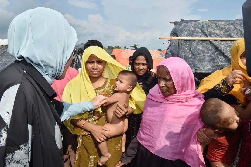 Killing of Muslims in Myanmar condemned