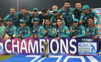 Independence Cup 2017 ends with Pakistan's sparkling victory over World XI