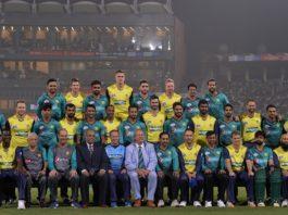 PTV Sports Pakistan vs World XI third T20 Live Streaming
