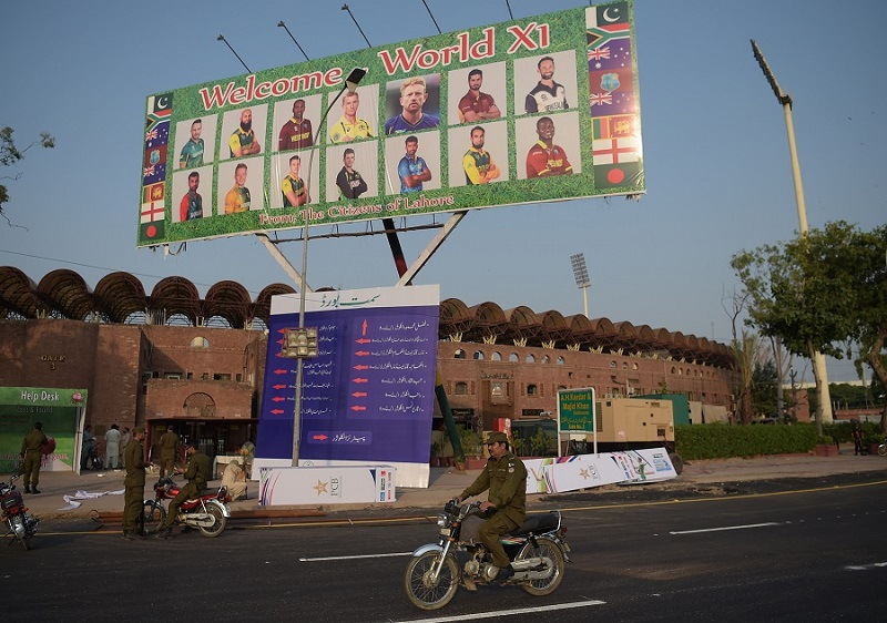 Independence Cup: Tourists overwhelmed by Lahoris hospitality