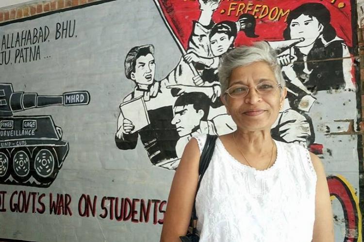 Indian journalists in shock after murder of Gauri Lankesh
